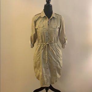 Women's Olive Dress